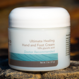 NID Ultimate Healing Hand And Foot Cream 18% 2oz